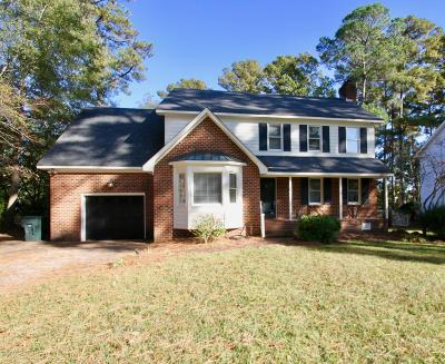 Greenville Single Family Home For Sale: 3315 Cadenza Street