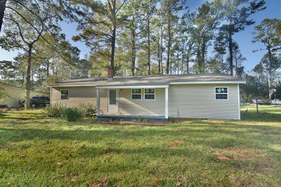 New Bern Single Family Home For Sale: 304 Carragood Trail