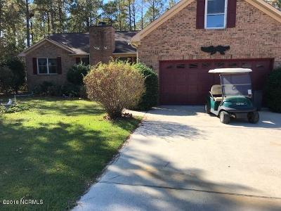 New Bern Single Family Home For Sale: 5508 Blackbeard S Lane