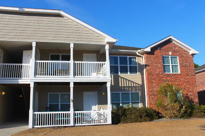 Wilmington NC Condo/Townhouse For Sale: $133,700