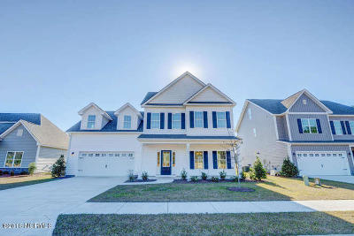 Castle Hayne Single Family Home For Sale: 3733 Stormy Gale Place