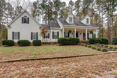 Nash County Single Family Home For Sale: 9049 Lee Drive