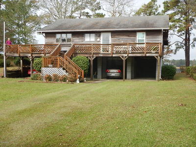 Shallotte Single Family Home For Sale: 1286 Riverview Drive SW