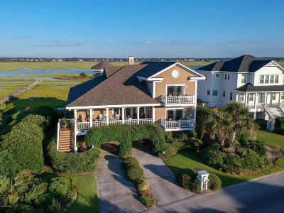 Wrightsville Beach Single Family Home For Sale: 2511 N Lumina Avenue
