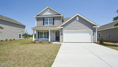 New Bern NC Single Family Home For Sale: $225,430