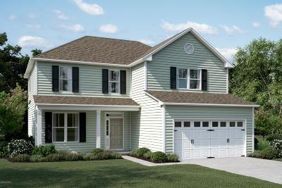 Leland Single Family Home For Sale: 9409 Cassadine Court