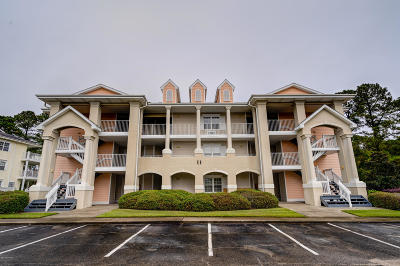 Brunswick Plantation Condo/Townhouse For Sale: 330 S Middleton Drive NW #1104