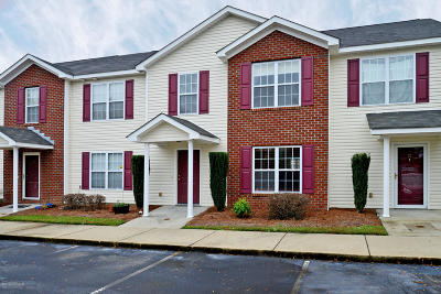 Greenville Condo/Townhouse For Sale: 1500 Manning Forest Drive #A9
