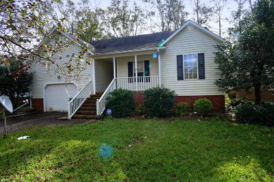 New Bern Single Family Home For Sale: 213 Trappers Trail