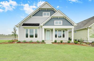 Wilmington Single Family Home For Sale: 4763 Waves Pointe