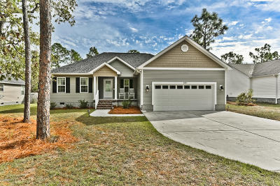 Southport Single Family Home For Sale: 2190 Wilmington Road
