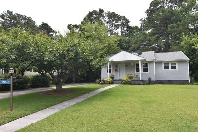 New Bern Single Family Home For Sale: 2007 Grace Avenue