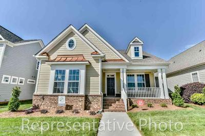 Wilmington Single Family Home For Sale: 4054 Endurance Trail