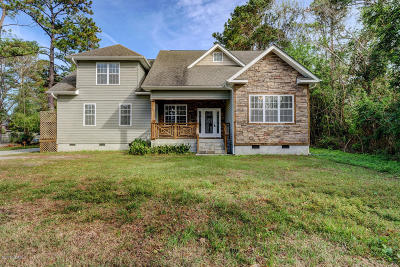 Wilmington Multi Family Home For Sale: 6237/6239 Wrightsville Avenue