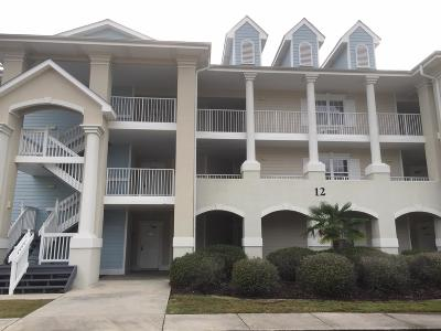 Brunswick Plantation Condo/Townhouse For Sale: 330 S Middleton Drive NW #1208