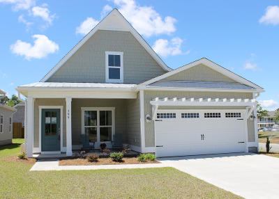 Wilmington Single Family Home For Sale: 395 Beau Rivage Drive