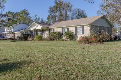 Onslow County Single Family Home For Sale: 301 King Richard Court