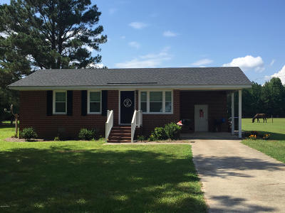 Elm City Single Family Home For Sale: 5365 Lindsey Road