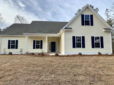 Stella NC Single Family Home For Sale: $299,900