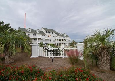 Ocean Isle Beach Condo/Townhouse For Sale: 14 Beaufort Street #E