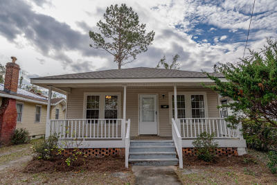 Wilmington Single Family Home For Sale: 608 Meares Street
