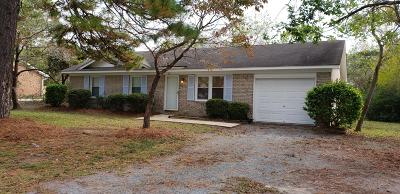 Wilmington Single Family Home For Sale: 5322 Lawrence Drive
