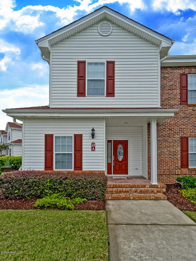 Calabash Condo/Townhouse Active Contingent: 8855 Radcliff Drive NW #45a