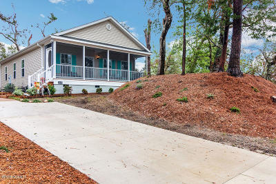 Emerald Isle NC Single Family Home For Sale: $309,999