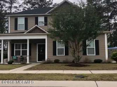 Wilmington Single Family Home For Sale: 3615 Calabash Court