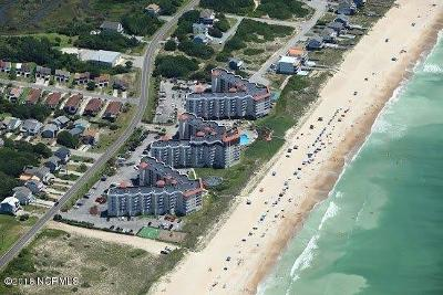 North Topsail Beach, Surf City, Topsail Beach Condo/Townhouse For Sale: 2000 New River Inlet Road #3112