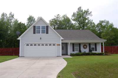 Richlands Single Family Home For Sale: 510 SW Ridge Drive