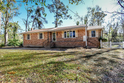 Midway Park Single Family Home For Sale: 204 Barbara Avenue