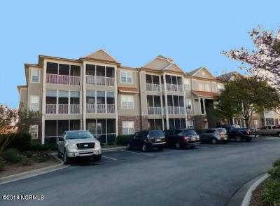 Calabash Condo/Townhouse Pending: 395 S Crow Creek Drive NW #1106