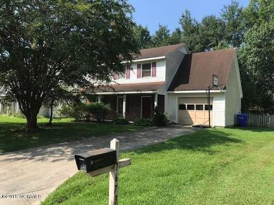 Greenville NC Single Family Home For Sale: $145,000