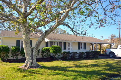 Harkers Island Single Family Home For Sale: 514 Cape Lookout Drive