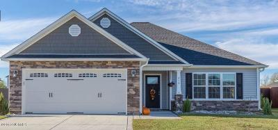 Sneads Ferry Single Family Home For Sale: 414 Derrick Drive
