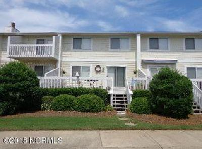 Wrightsville Beach Condo/Townhouse For Sale: 120 Driftwood Court