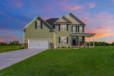 Swansboro Single Family Home For Sale: 311 White Dove Drive