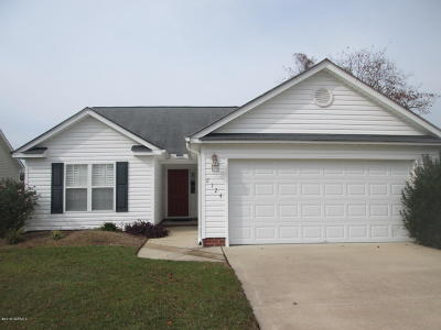 Winterville NC Single Family Home For Sale: $162,500