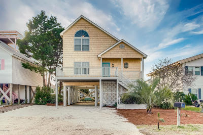 Ocean Isle Beach Single Family Home For Sale: 59 Monroe Street