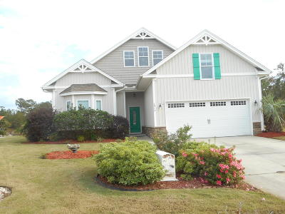 Ocean Isle Beach NC Single Family Home For Sale: $309,000