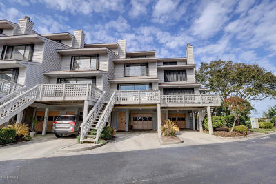 Wrightsville Beach Single Family Home For Sale: 8 Lookout Harbour #8