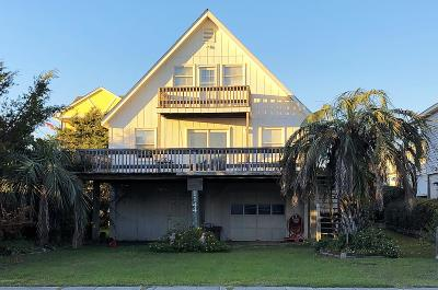 Holden Beach Single Family Home For Sale: 1144 Ocean Boulevard W