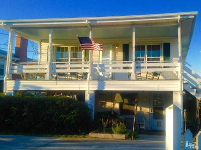 Wrightsville Beach Multi Family Home For Sale: 1 Lagoon Drive