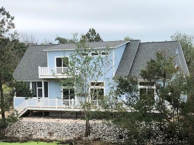 Emerald Isle NC Single Family Home For Sale: $575,000