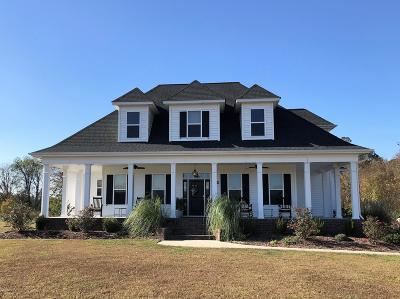 Pitt County Single Family Home For Sale: 2766 Black Jack Simpson Road