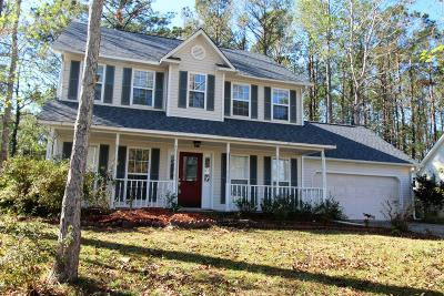 Havelock NC Single Family Home For Sale: $205,000
