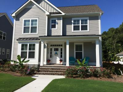 Wilmington Single Family Home For Sale: 928 Anchors Bend Way