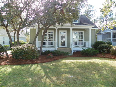 Southport Single Family Home For Sale: 3681 Sable Palm Lane