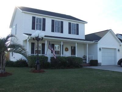 28461 Single Family Home For Sale: 4915 N Hampton Drive SE